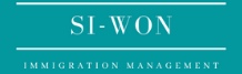SI-WON Immigration Management
